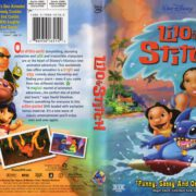 Lilo & Stitch (2002) R1 FS Cover & Label