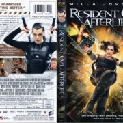 Resident Evil: Afterlife (2010) R1 WS Cover & Label