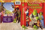 Shrek the Third (2007) R1 FS Cover & Label