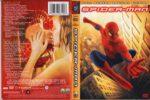 Spider-Man (2002) R1 FS Cover & Label