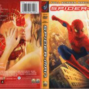 Spider-Man (2002) R1 FS Cover & Label