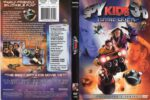 Spy Kids 3-D Game Over (2004) R1 WS Cover & Label