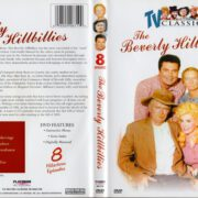The Beverly Hillbillies Volume 2 (2003) R1 Cover and Label