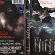 The Black Ninja (2003) R1 WS Cover & Label