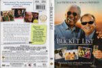The Bucket List (2007) R1 WS & FS Cover