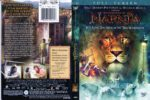The Chronicles of Narnia The Lion, The Witch and the Wardrobe (2005) R1 FS Cover & Label