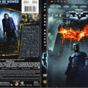 The Dark Knight (2008) R1 WS Cover & Label