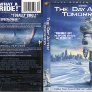 The Day After Tomorrow (2004) R1 FS Cover & Label