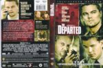 The Departed (2007) R1 FS Cover & Label