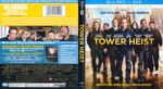 Tower Heist (2012) R1 Blue-Ray Cover & Label