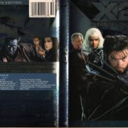 X2 X-men United (2003) R1 FS Cover & Label