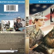 Megan Leavey (2017) R1 Blu-Ray Cover & Label