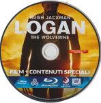 Logan The Wolverine (2017) R2 Blu-Ray Italian Label