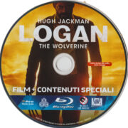 Logan The Wolverine (2017) R2 Blu-Ray Italian Label