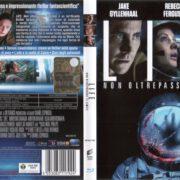 Life (2017) R2 Italian Blu-Ray Cover & Label