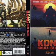Kong skull island (2017) R2 Italian DVD Cover