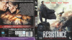 Resistance (2015) R2 Italian Blu-Ray Cover & Label