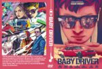 Baby Driver (2017) R0 Custom Cover & Label