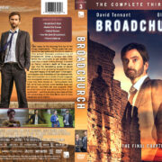 Broadchurch – Season 3 (2017) R1 Custom Cover & Labels