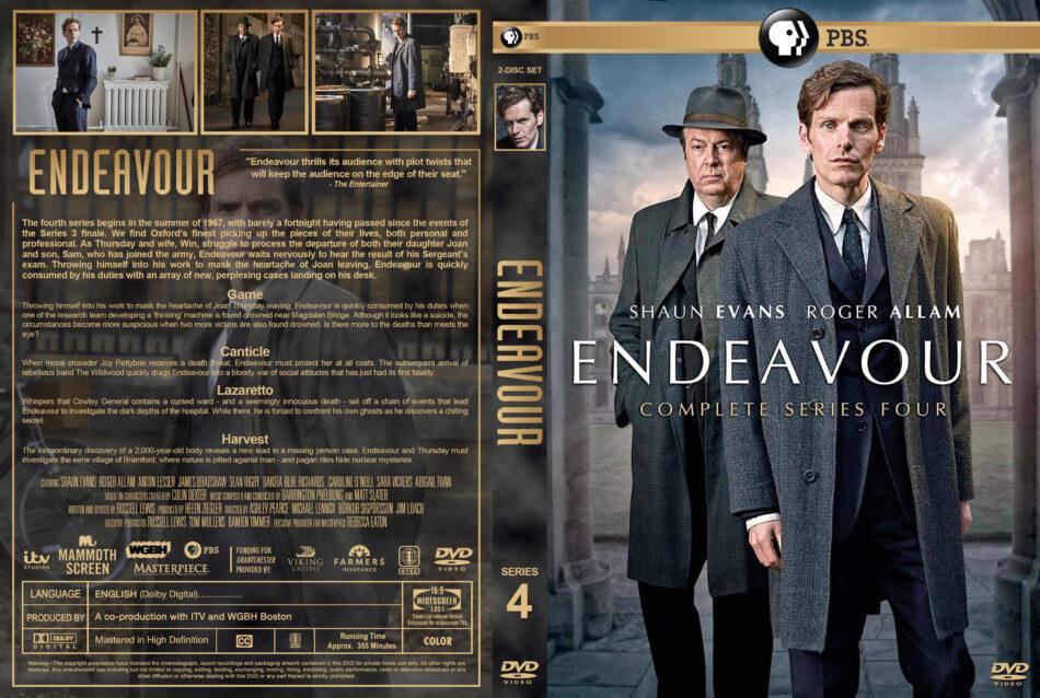 Endeavour Serie Deutsch