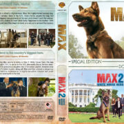 Max Double Feature (2015-2017) R1 Custom Cover