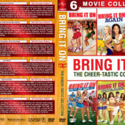Bring It On: The Cheer-tastic Collection (2000-2017) R1 Custom Cover