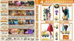 Despicable Me 1-3 & Minions (2010-2017) R1 Custom Blu-Ray Cover