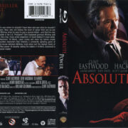 Absolute Power (1996) R1 Blu-Ray Cover & Label