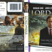 Lord Of War (2005) R1 Blu-Ray Cover & Label