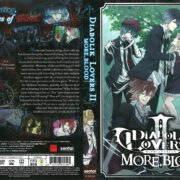 Diabolik Lovers II: More, Blood (2017) R1 DVD Cover