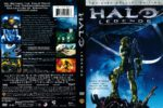 Halo Legends (2010) R1 DVD Cover