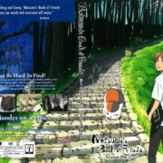 Natsume's Book of Friends Seasons 1 & 2 (2008) R1 DVD Cover