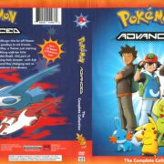 Pokemon Advanced (2017) R1 DVD Cover