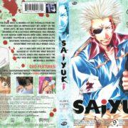 Saiyuki Volume 9 (2000) R1 DVD Cover