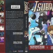 Tsubasa OVA Collection: Tokyo Revelations & Spring Thunder (2011) R1 DVD Cover
