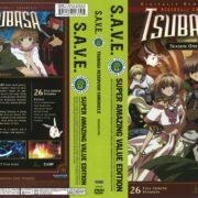 Tsubasa Season 1 (2008) R1 DVD Cover