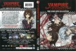 Vampire Knight Complete Collection (2008) R1 DVD Cover