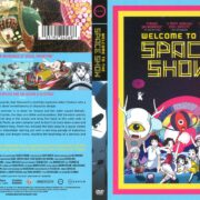 Welcome to the Space Show (2014) R1 DVD Cover