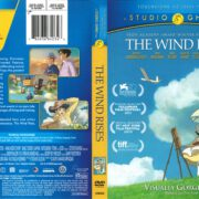 The Wind Rises (2014) R1 DVD Cover
