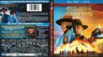 Cowboys & Aliens (2011) R1 Blu-Ray Cover