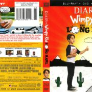 Diary of a Wimpy Kid: The Long Haul (2017) R1 Blu-Ray Cover