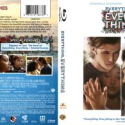 Everything, Everything (2017) R1 Blu-Ray Cover