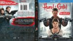 Hansel and Gretel: Witch Hunters (2013) R1 Blu-Ray Cover