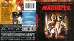 Machete (2010) R1 Blu-Ray Cover