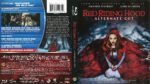 Red Riding Hood (2011) R1 Blu-Ray Cover