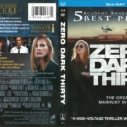 Zero Dark Thirty (2012) R1 Blu-Ray Cover