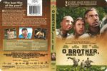 O Brother, Where Art Thou? (2000) R1 DVD Cover