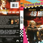 48 HRS (2008) R1 DVD Cover