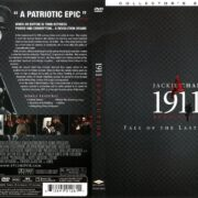 1911 (2011) R1 DVD Cover
