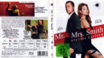Mr. & Mrs. Smith (Special Edition) (2009) R2 German Blu-Ray Covers & Label